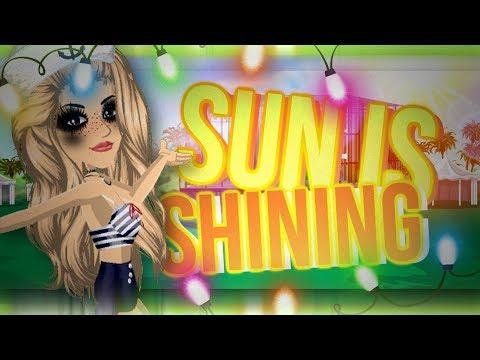 SUN IS SHINING ► FULL MEP