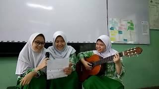 Musikalisasi Puisi iringan lagu THINGKING OUT LOUD by Ed Sheeran