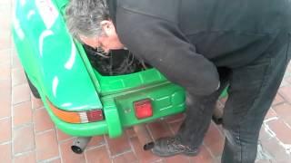 Porsche 911 3.2l replica 2.7RS problème moteur