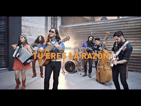 """""""Tú Eres la Razón"""" - Los Fontana ft. Angelina - Mi Marido Tiene Familia"""