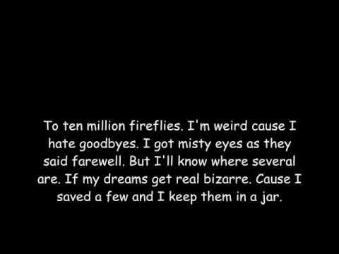 FIREFLIES Owl City Karaoke Versi
