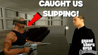 """GOT THE CITY ON LOCK! ( FUNNY """"GTA SAN ANDREAS"""" GAMEPLAY #21)"""