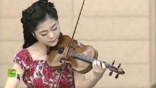 바이올리니스트 박지혜 The Flight of Bumblebee Ji-Hae Park 왕벌의 비행 박지혜