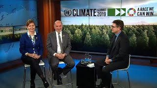 Academy Special Briefing: From the UN Climate Action Summit to COP 25
