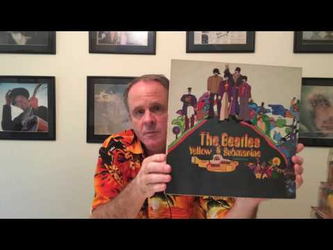 The Beatles Yellow Submarine Album Review