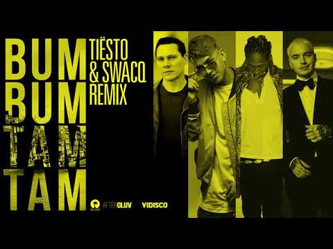 Mc Fioti, Future, J Balvin - Bum Bum Tam Tam (Tiësto & SWACQ Remix)