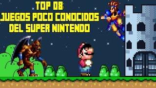 Top 08: Videojuegos que Deberían estar en la SNES Mini - Pepe el Mago