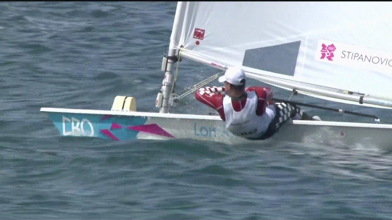 Tom Slingsby Aus Wins Men S Laser Sailing Gold
