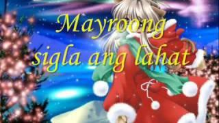 HIMIG NG PASKO by: Apo Hiking Society with lyrics