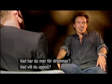 Bruce Springsteen About Dream baby dream.Pt 7/10.
