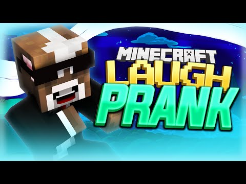 TRY NOT TO LAUGH PRANK ( Minecraft Funny Videos & Awkward Pranks )