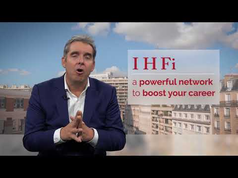 IHFi - Institut de Haute Finance - Presented by Dr. Clive Gallery