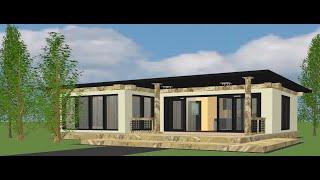 Строим дом. Проект летнего дома (sweet home 3d)