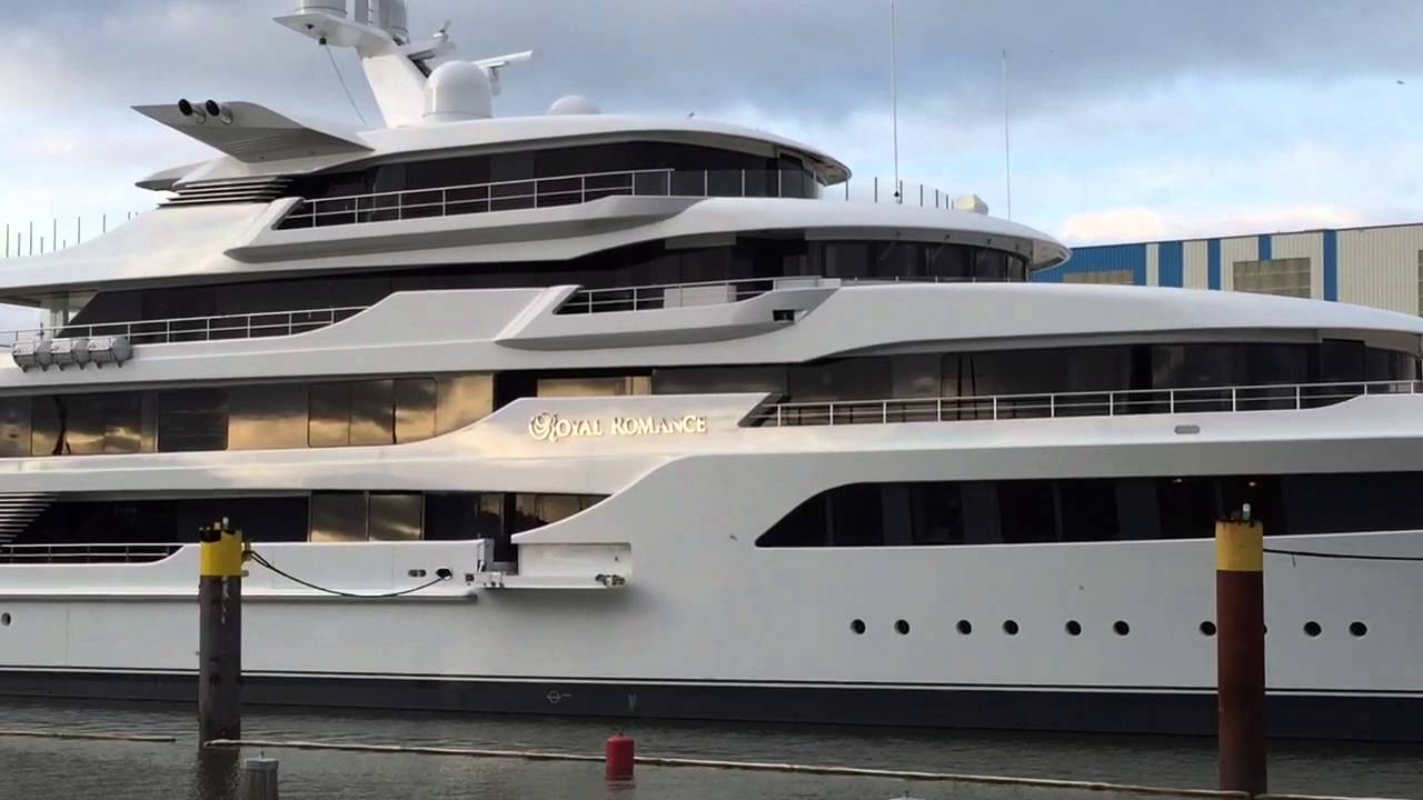 Viktor Medvedchuk See His Us 200 000 000 Royal Romance Yacht