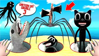 CARTOON CAT SPIDER si GAURILE Finale la 4 DIMINEATA!