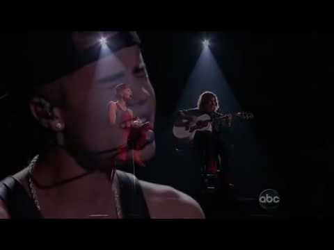 As Long As You Love Me (Acoustic) - Justin Bieber @ American Music Awards (AMAs) 2012 BEST QUALITY