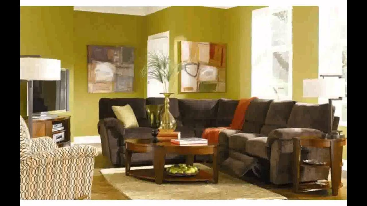 Brown Sectional Living Room Ideas Nice Ideas YouTube