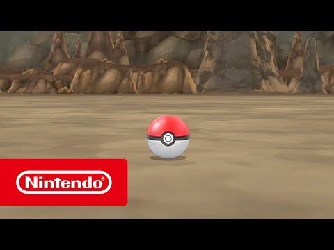 Pokémon: Let's Go, Pikachu! and Pokémon: Let's Go, Eevee! - Play with Poké Ball Plus
