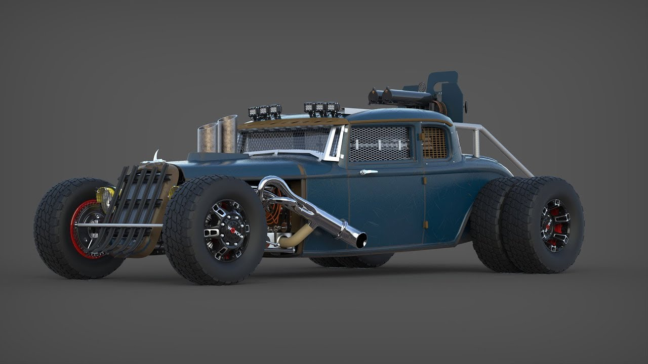 Vehicle Modeling for Production with James Schauf