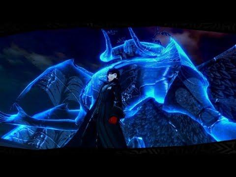 Persona 5 - How Satanael Looks Like On RPCS3!?