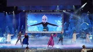DISNEY Chantons la reine des neiges libérée délivrée karaoké
