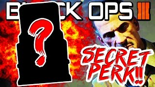 "Black Ops 3: SECRET PERK MACHINE on ""THE GIANT"" - Melt The Snow Tutorial (BO3 Zombies)"