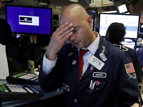 Stock market: Dow sinks more than 1500 points as coronavirus ...