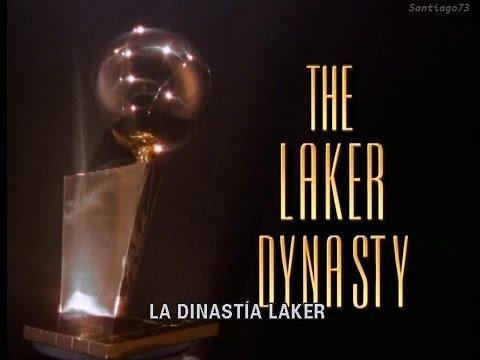 Los Angeles Lakers - The Laker Dynasty (Subtitulado en Español)