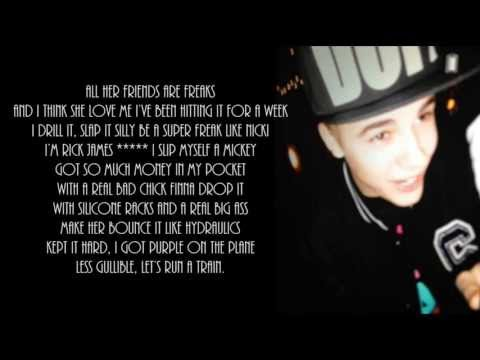 Justin Bieber - Lolly (lyrics)