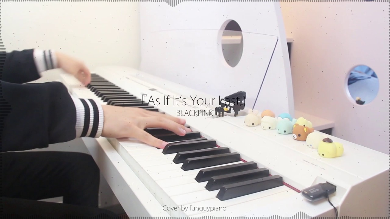 BLACKPINK | As If it's Your Last | Piano Cover [Piano Sheet Music]
