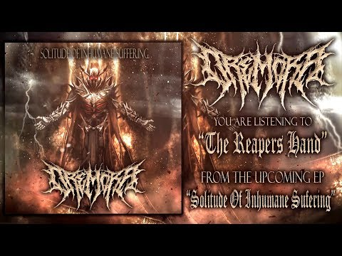 DREMORA - THE REAPERS HAND [DEBUT SINGLE] (2018) SW