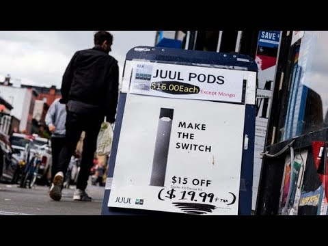 Juul Labs To Stop Sales Of Flavored E-Cig Products Amid Ongoing Vape Crisis