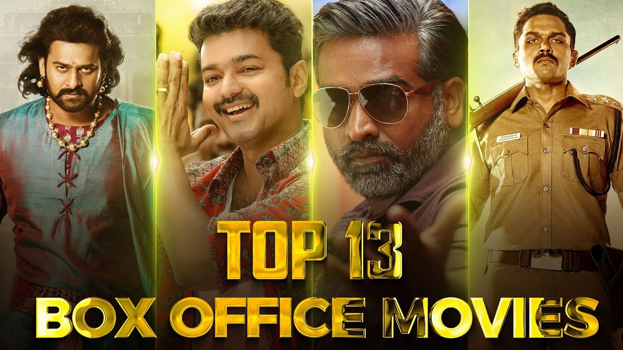 Top 13 tamil box office hit movies of 2017 by behindwoods youtube - Classement film box office ...