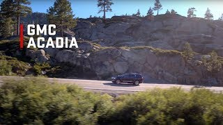 2018 Acadia: Exterior Overview | GMC