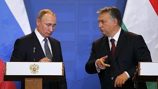 Orban waits to be on right side of new world order