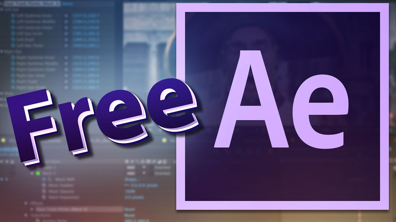 How To Get Full Version Of After Effects For Free Legally Way Youtube