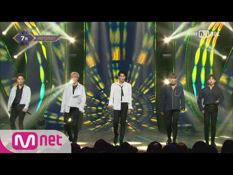 [HOTSHOT - Jelly] KPOP TV Show | M COUNTDOWN 170727 EP.534