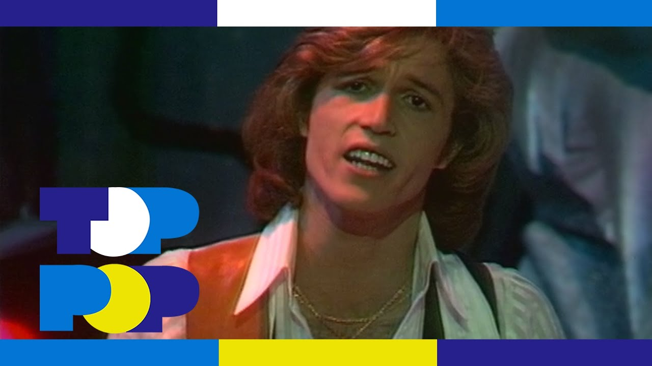 Andy Gibb - Love Is Thicker Than Water • TopPop