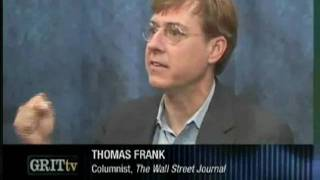 Thomas Frank, GritTV, The Wrecking Crew_1