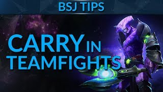 How to CARRY Teamfights | Dota 2 Guide