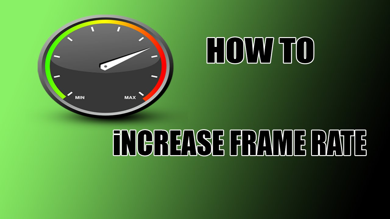 How to increase fps in games (Better performance) - YouTube