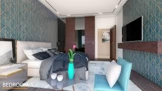 Grand Residence 3BHK Apartment Walk-through. Kinshasa City, Democratic Republic of Congo.