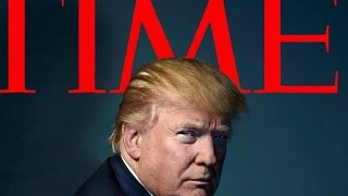 Time Magazine Caught Trolling Donald Trump?