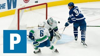 Thatcher Demko on Canucks 5-1 loss to Toronto Maple Leafs | The Province