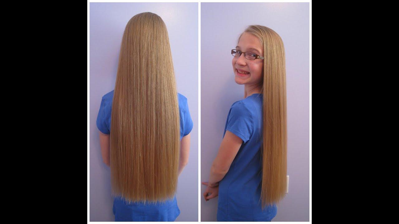 long hair shorter - locks