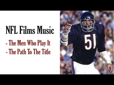 "NFL Films Music  ""The Men Who Play It / The Path To The Title"""