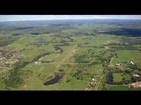 Camden Aerodrome Procedures - Inbound from the Southwest