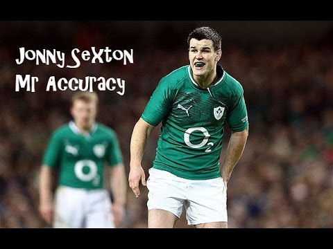 Jonny Sexton- Mr Accuracy- Best Tries, Kicks and Skills ||HD||