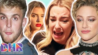 Tana Mongeau Fans DRAG Jake Paul Over Alissa Violet! Lili Reinhart SLAMS Claim She Was Stoned! (DHR)