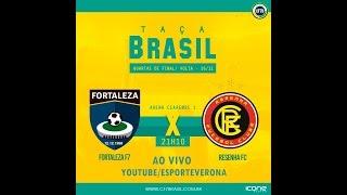 Fortaleza-SP 1x3 Resenha-PI - Quartas de Final Taça Brasil de Fut7